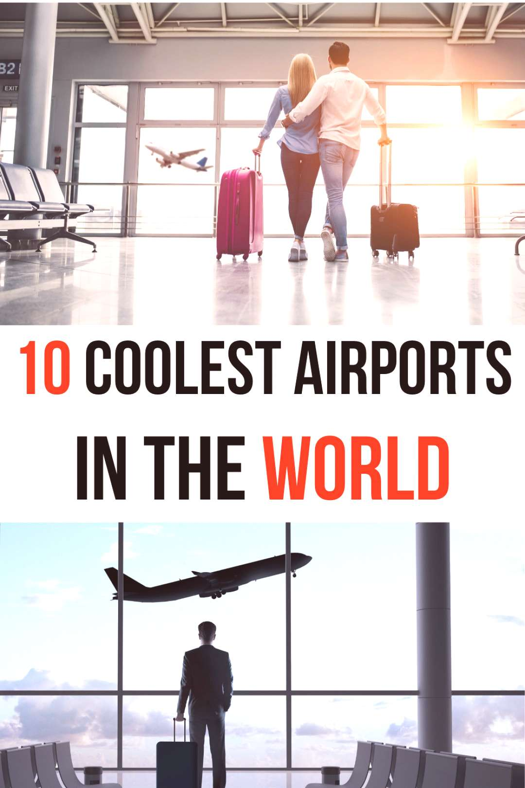 10 Coolest Airports In The World ✈ Discover the 10 coolest Airports In the world ?. Click to
