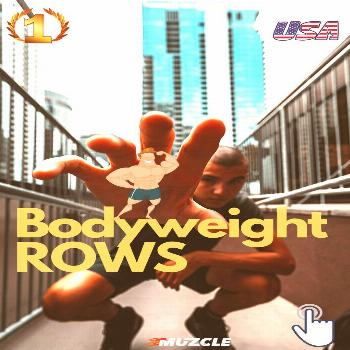 ✅ How to Do Bodyweight Rows ?