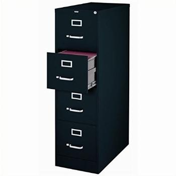 25quot Deep Commercial 4 Drawer Letter Size High Side Vertical