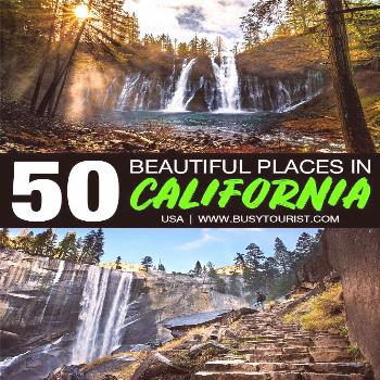 50 Most Beautiful Places To Visit In California In Your Lifetime Planning a trip to California and