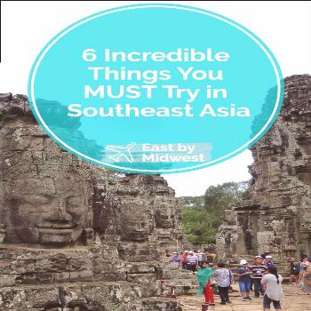 6 Incredible Things You MUST Try in Southeast Asia If you're thinking about visiting Southeast Asia