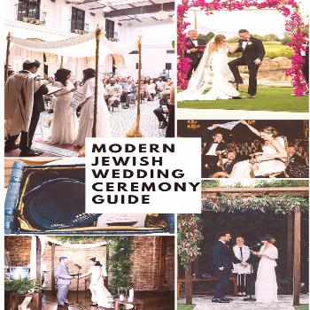 A Modern Jewish Wedding Ceremony Guide: Rituals, History, and Jewish Traditions.  — Art & Soul Ev
