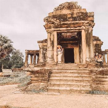 A travel guide to Cambodias Angkor Wat the heart of Siem Reap with everything you need to know abou