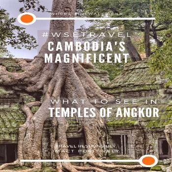 Are you looking for a piece of ancient history? The Khmer Empire Temples are the place to visit. Ex
