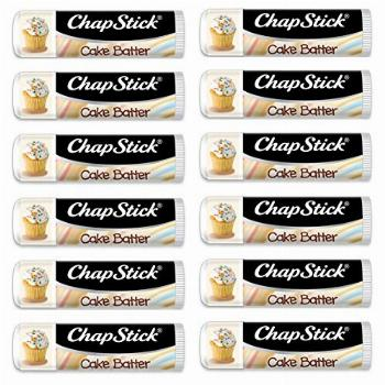 Chapstick Limited Edition Cake Batter 0.15 ounce (Pack of