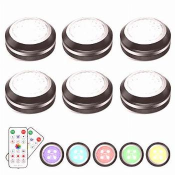 Elfeland Puck Lights Battery Operated Under Cabinet