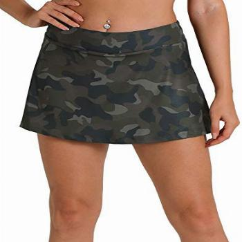 icyzone Athletic Skirts for Women - Workout Running Golf