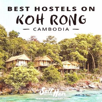 KOH RONG HOSTELS - The best Guesthouses and Hostels on Koh Rong The best Guesthouses and Hostels on