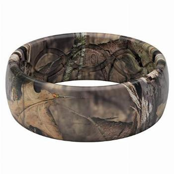 Mossy Oak Breakup Country Camo Silicone Ring by Groove Life