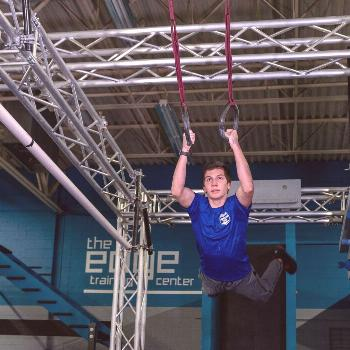 Not only does obstacle course training strengthen your heart, but it also builds up your muscles on