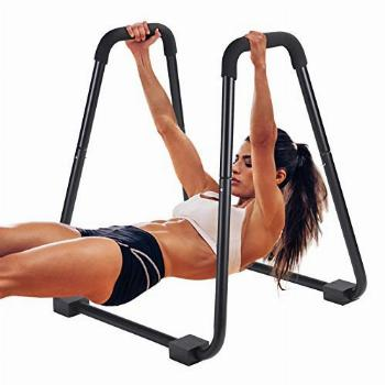 SV SCOOL VALUE Dip Bar, Parallel Bars, 400 LBS Dip Stand