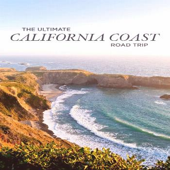 The Ultimate California Coast Road Trip - All the Best Stops along the Pacific Coast Highway //