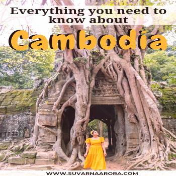 The Ultimate Travel Guide to Cambodia Find out everything you need to know about planning a trip to