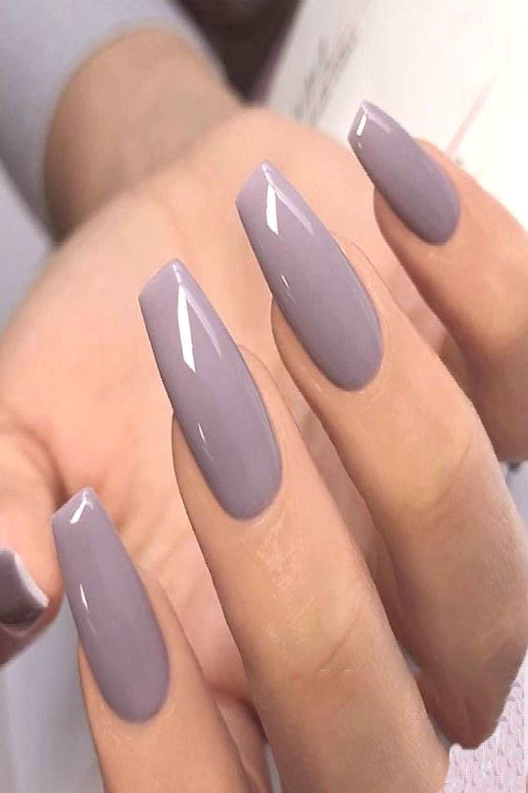 40 TRENDY LOOKING NAIL SHAPES FOR THIS FALL AND WINTER