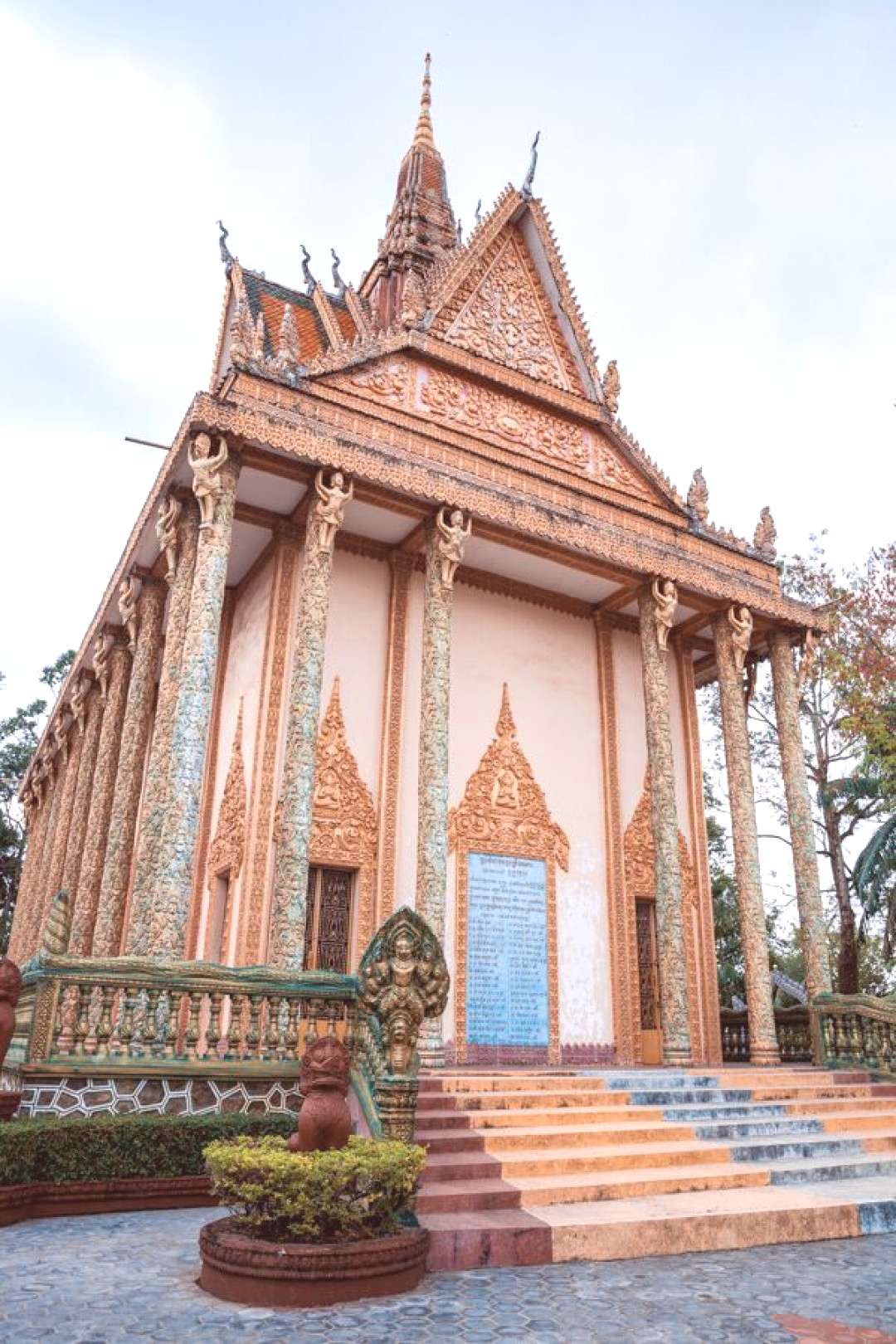 8 Reasons to Visit Kampot Cambodia There are many beautiful temples to see in Kampot. One of which