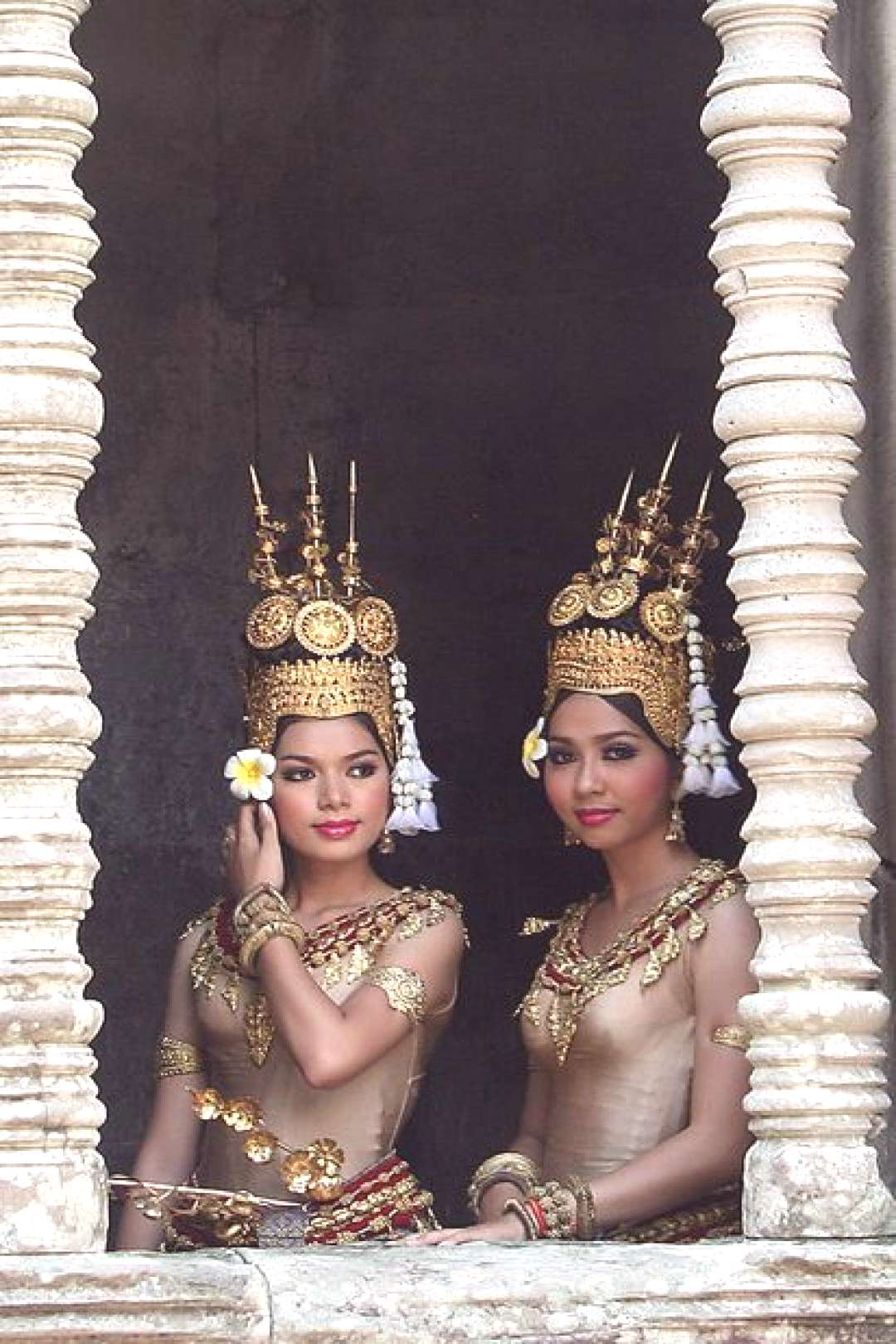 Cambodia - Angkor - World cultures - Asian beauty - People of the world - Angkor wat - I was l