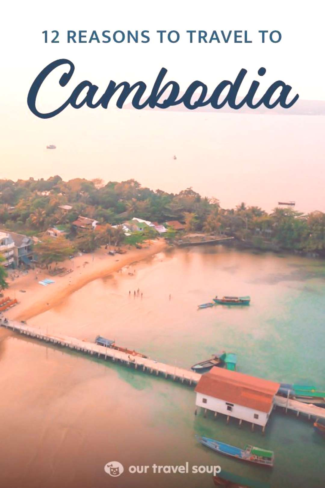 Cambodia is an amazing country with so much to see and do. You can explore the ancient Angkor templ