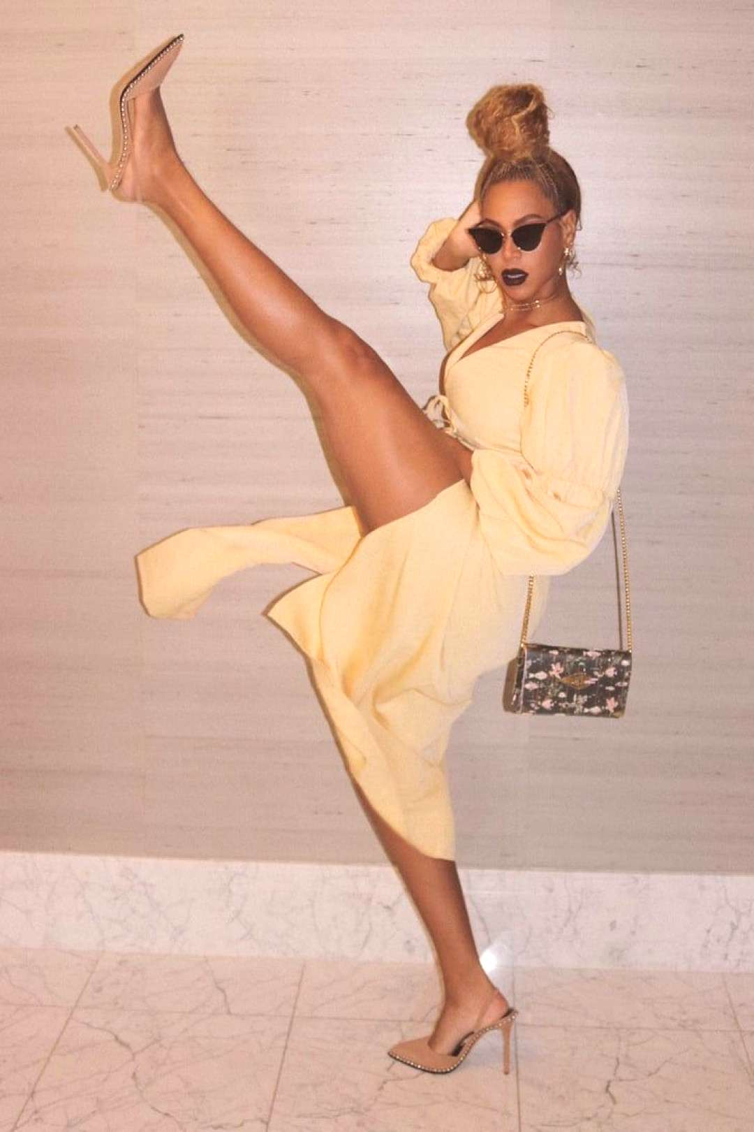 Celebrity amp Entertainment   Beyoncé Shares Over 100 Never-Before-Seen Photos For Her 37th Birthday