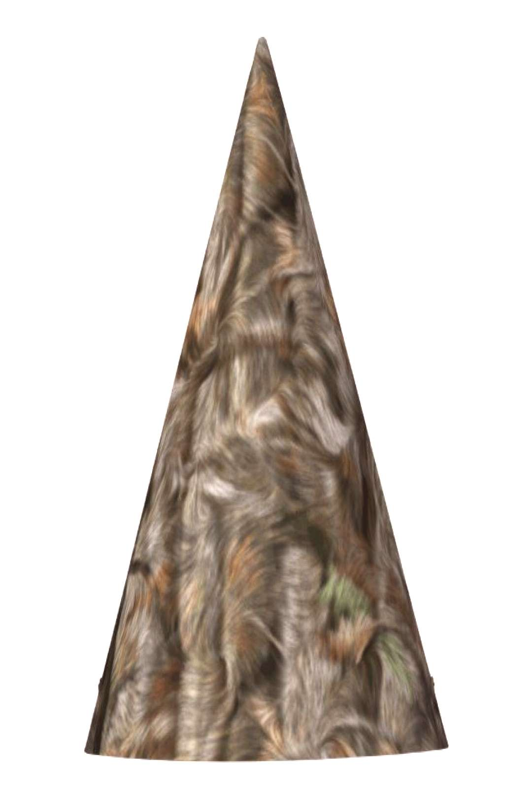Country Camo Party Birthday Hat