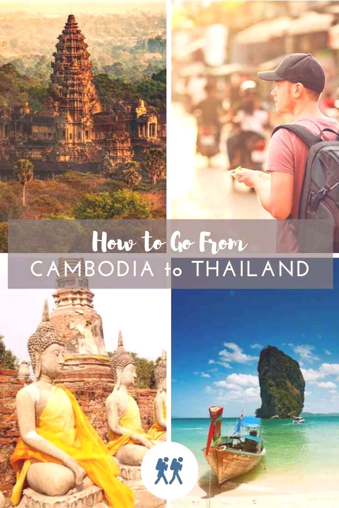 How to Go from Cambodia to Thailand All the details about how to go from Cambodia to Thailand – b