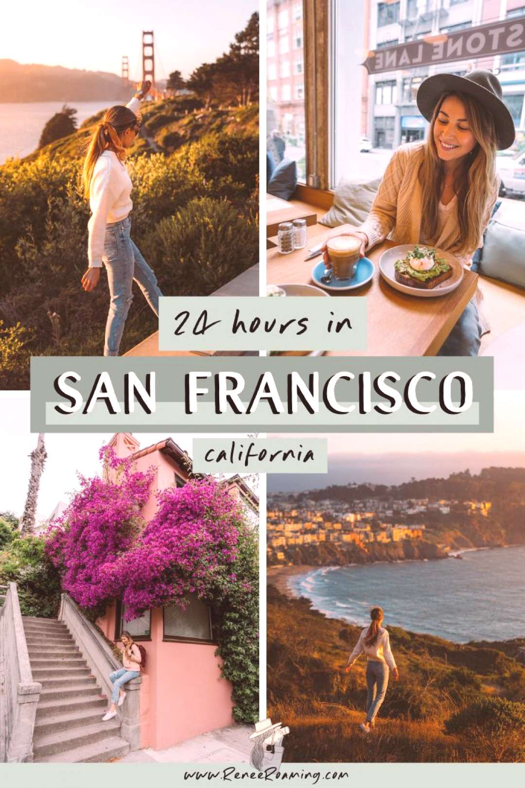 How to Spend 24 Hours in San Francisco, California This full travel guide will take you on an epic