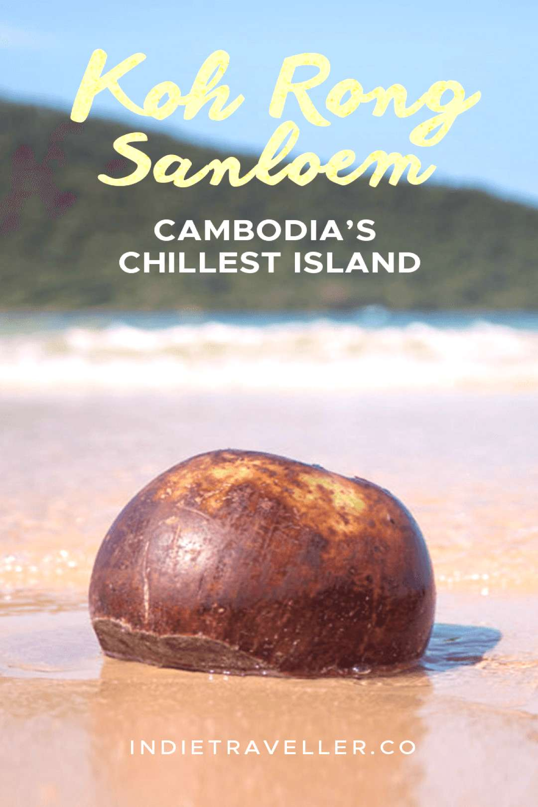 Koh Rong Sanloem Impressions • Indie Traveller You cant Go Wrong by going to Koh Rong. Read thes