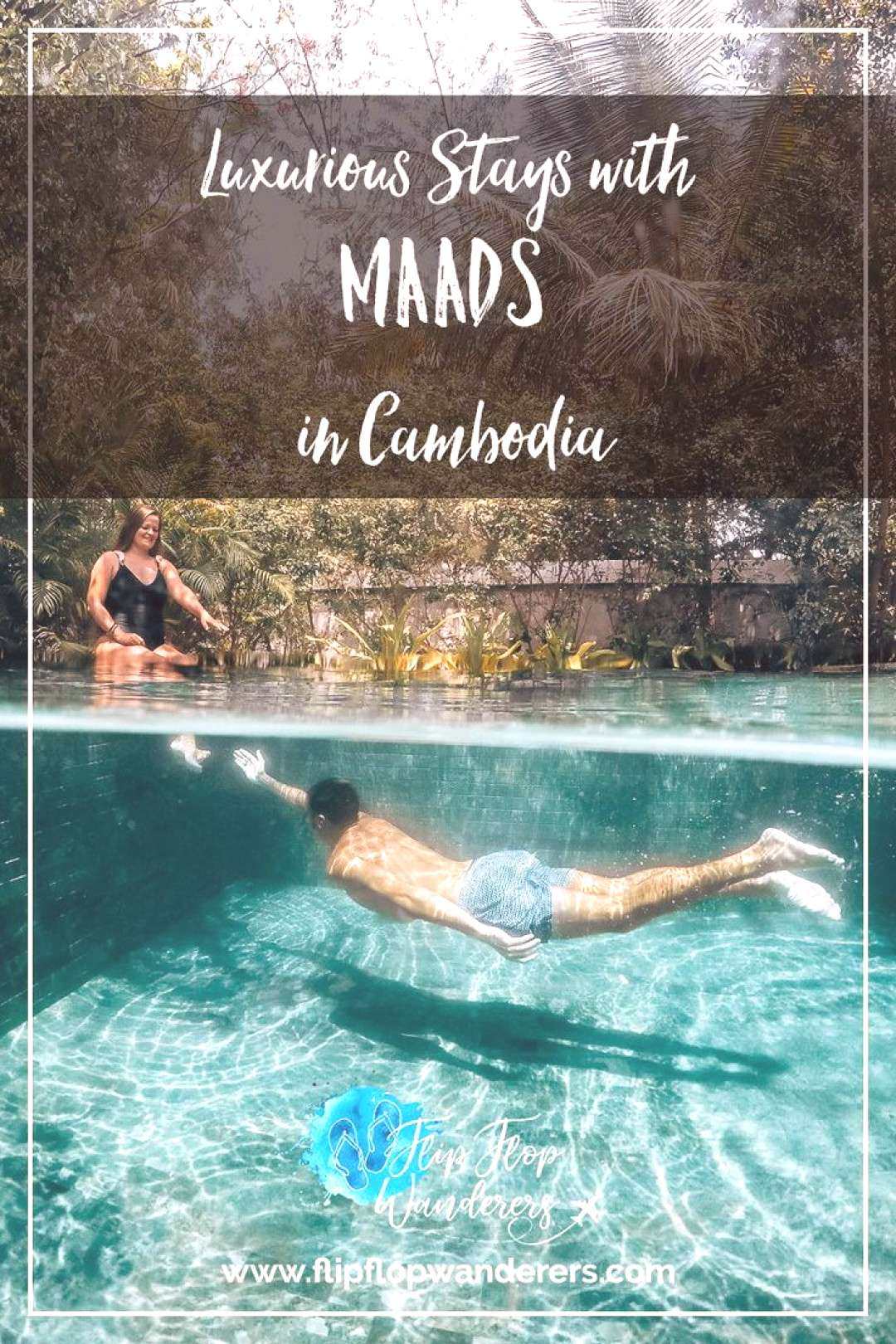 Luxurious Stays with Maads in Cambodia During our time in Cambodia we stayed in three luxurious hot