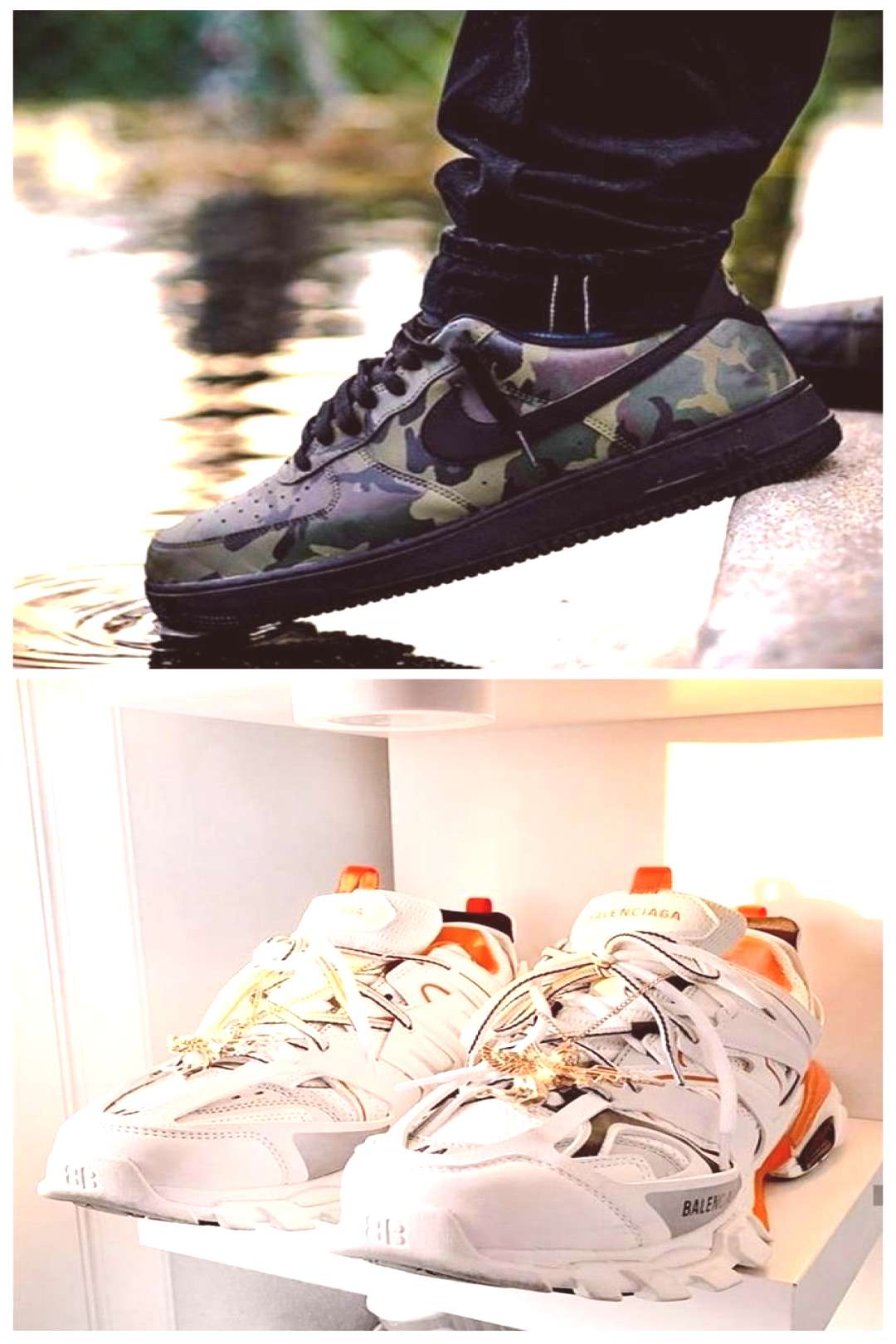 Nike Air Force 1 Low LV8 Reflective Camo Nike Air Force 1 Low LV8 Reflective Camo,