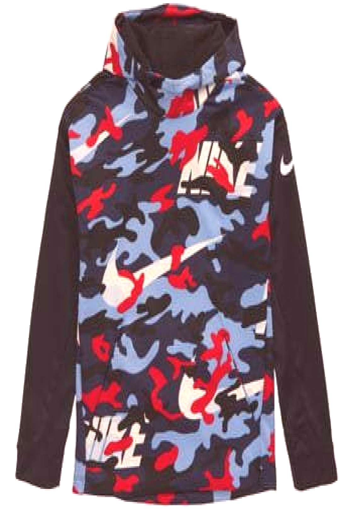 Nike Therma Camo Pullover Hoodie ,