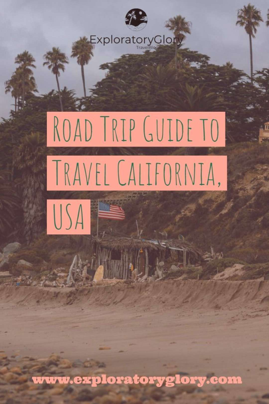 Road Trip Guide to Travel California, USA Comfortable year round temperatures throughout much of th