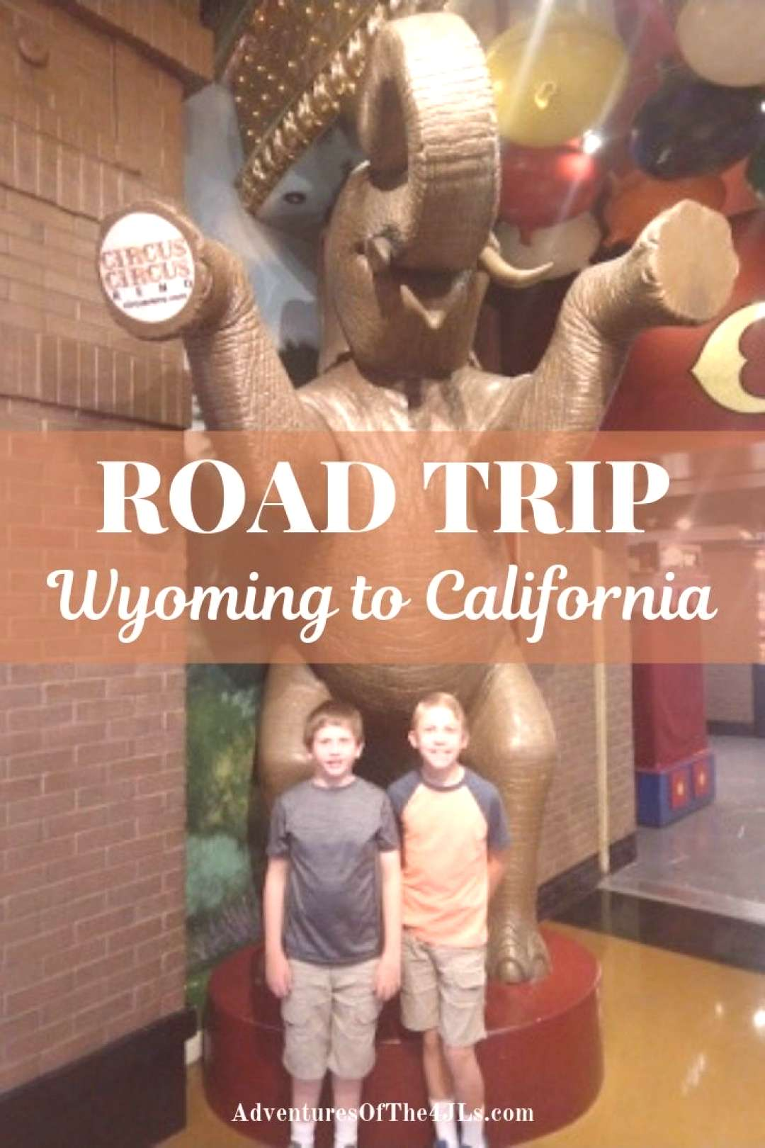 Road Trip Wyoming to California with Kids Road Trip Wyoming to California with Kids. Join the 4 JL