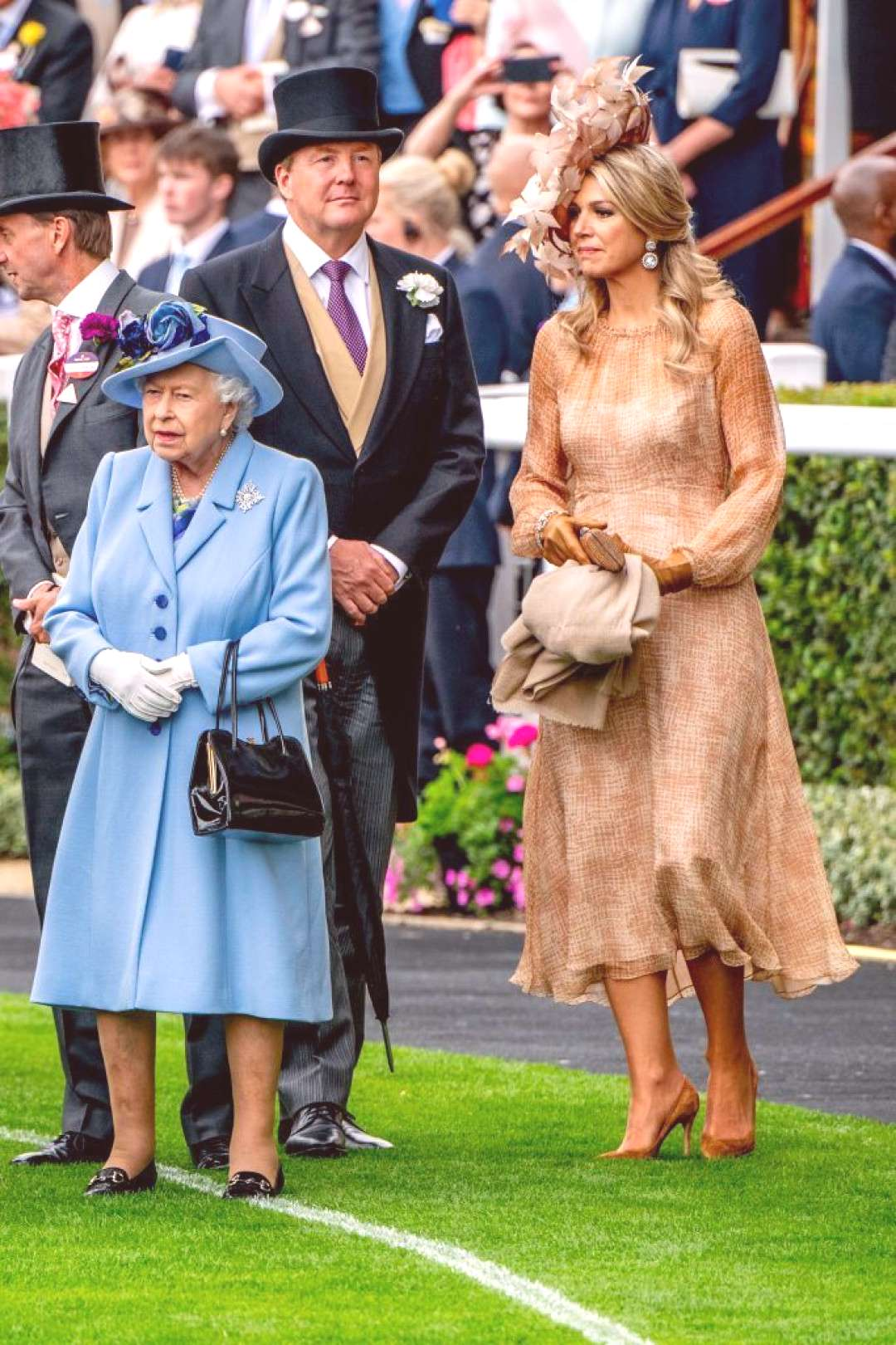 Royal Ascot 2019 in pictures - Royal Ascot 2019 in pictures  Queen Elisabeth – King WA and Qu