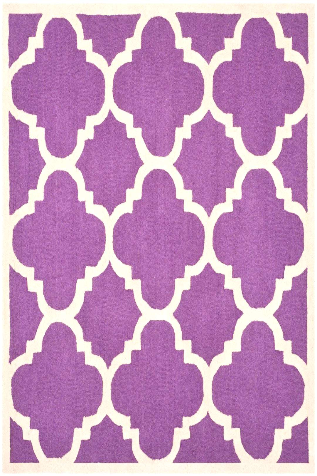 Safavieh Cambridge CAM140K Purple / Ivory Rug Product Details Bring classic style to your bedroom,
