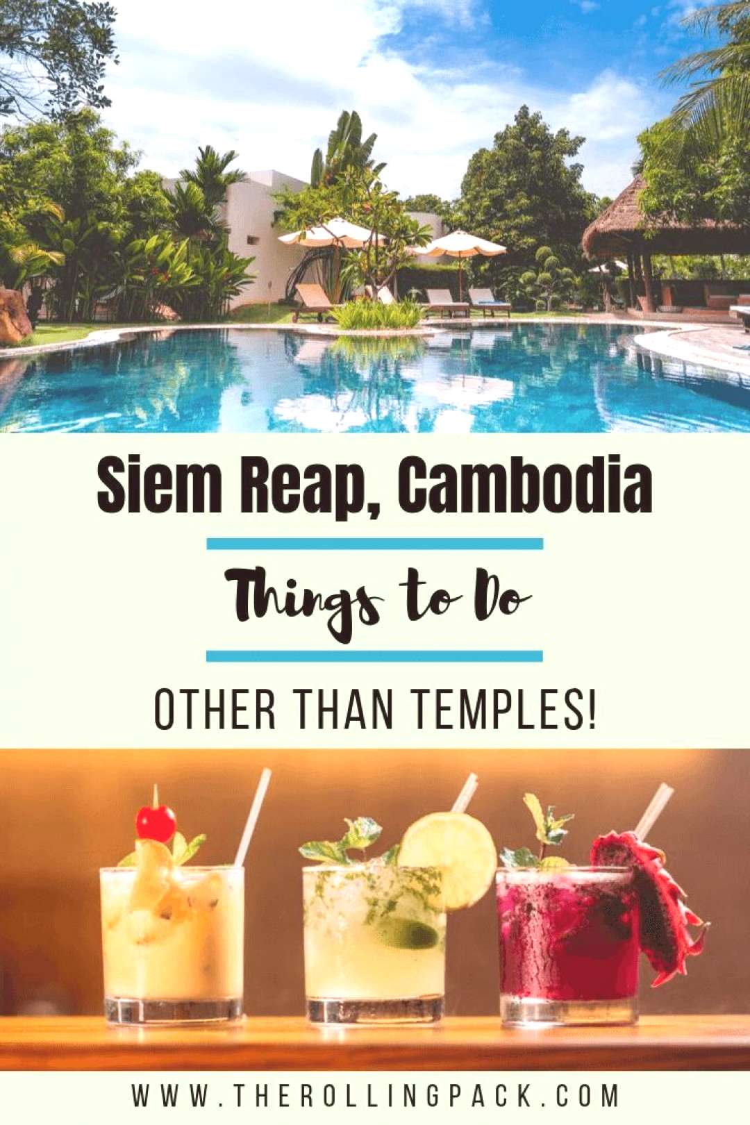 The Best Things to do in Siem Reap (other than temples)! — The Rolling Pack There is a LOT to do