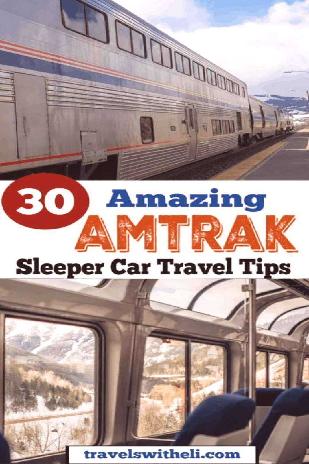 The Ultimate Guide to Riding The Amtrak Train From Colorado to California - Travels With Eli  - tr