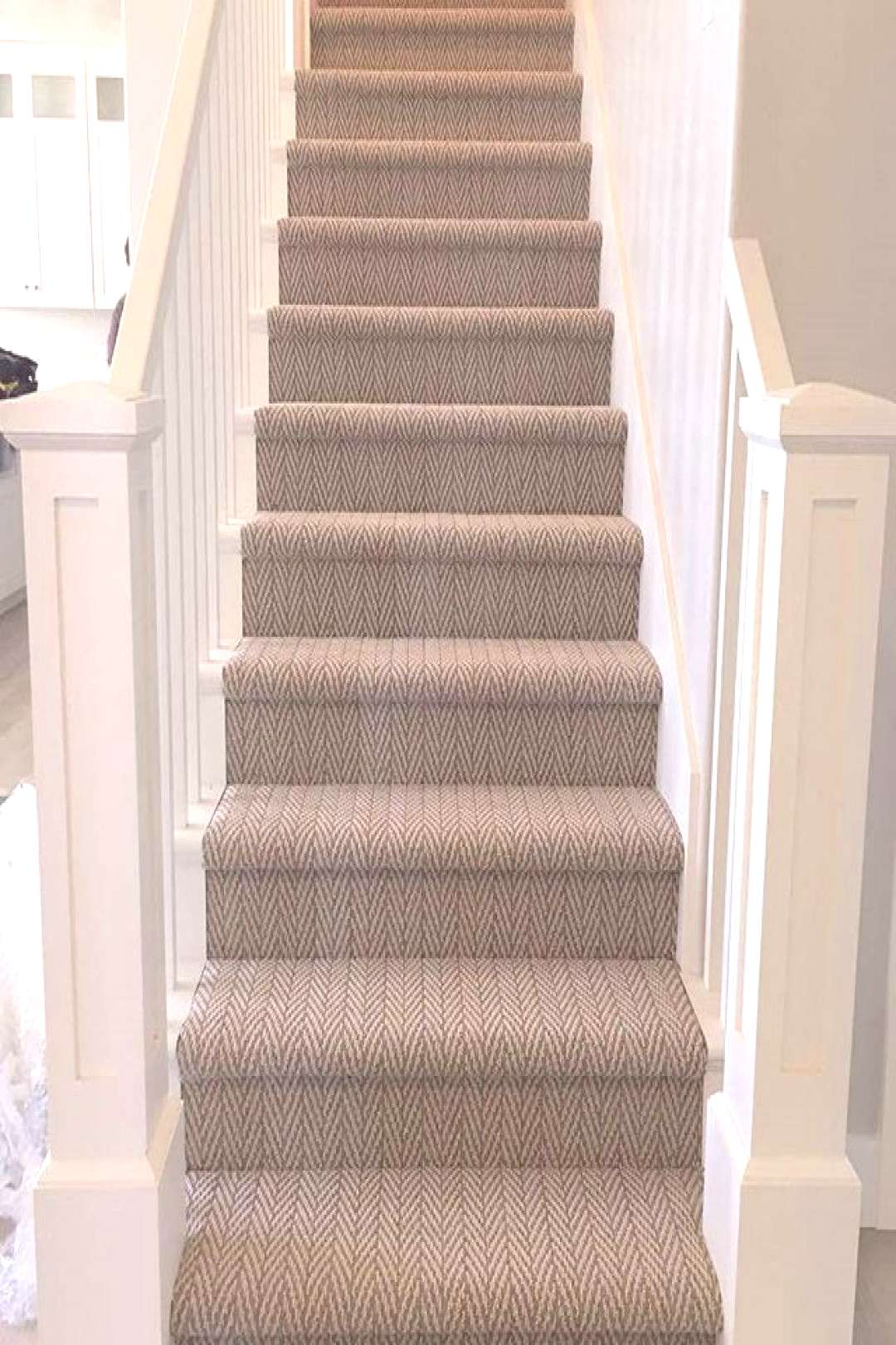 """Tuftex Carpets of California on Instagram """"Create a staircase that you will admire for years to"""