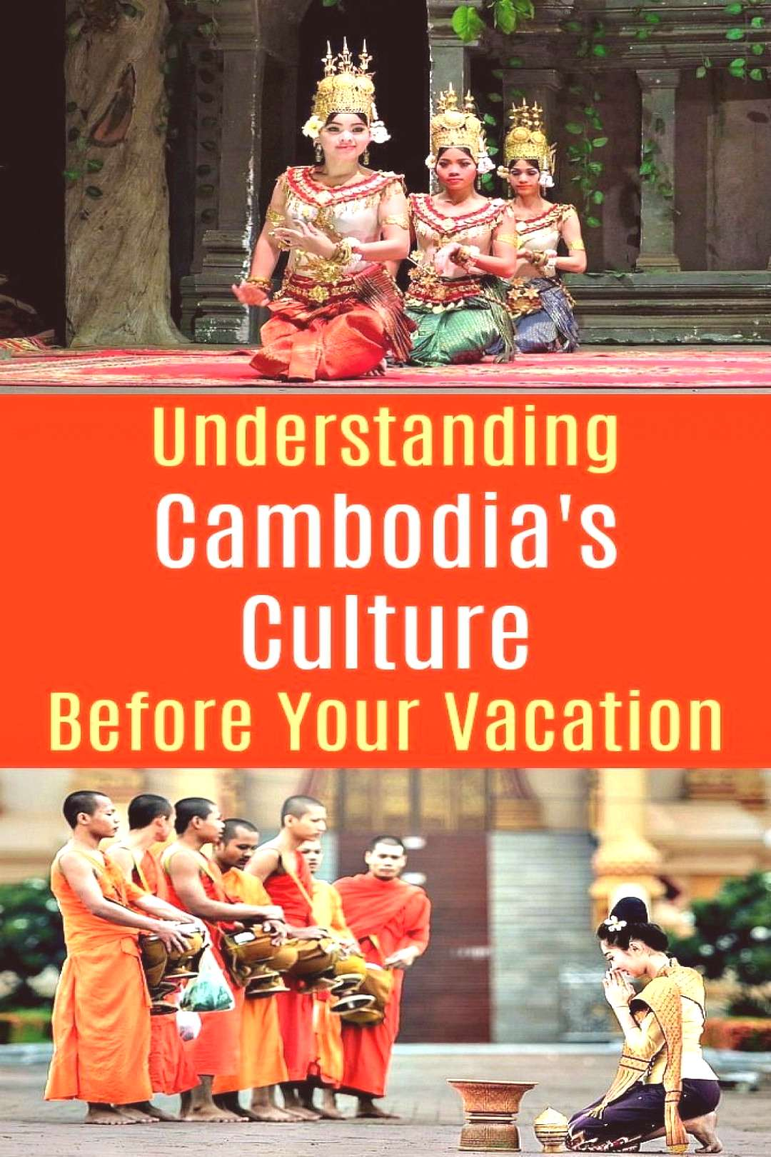 Understanding Cambodias Culture Before Your Vacation -Many people enjoy travel or taking a holid