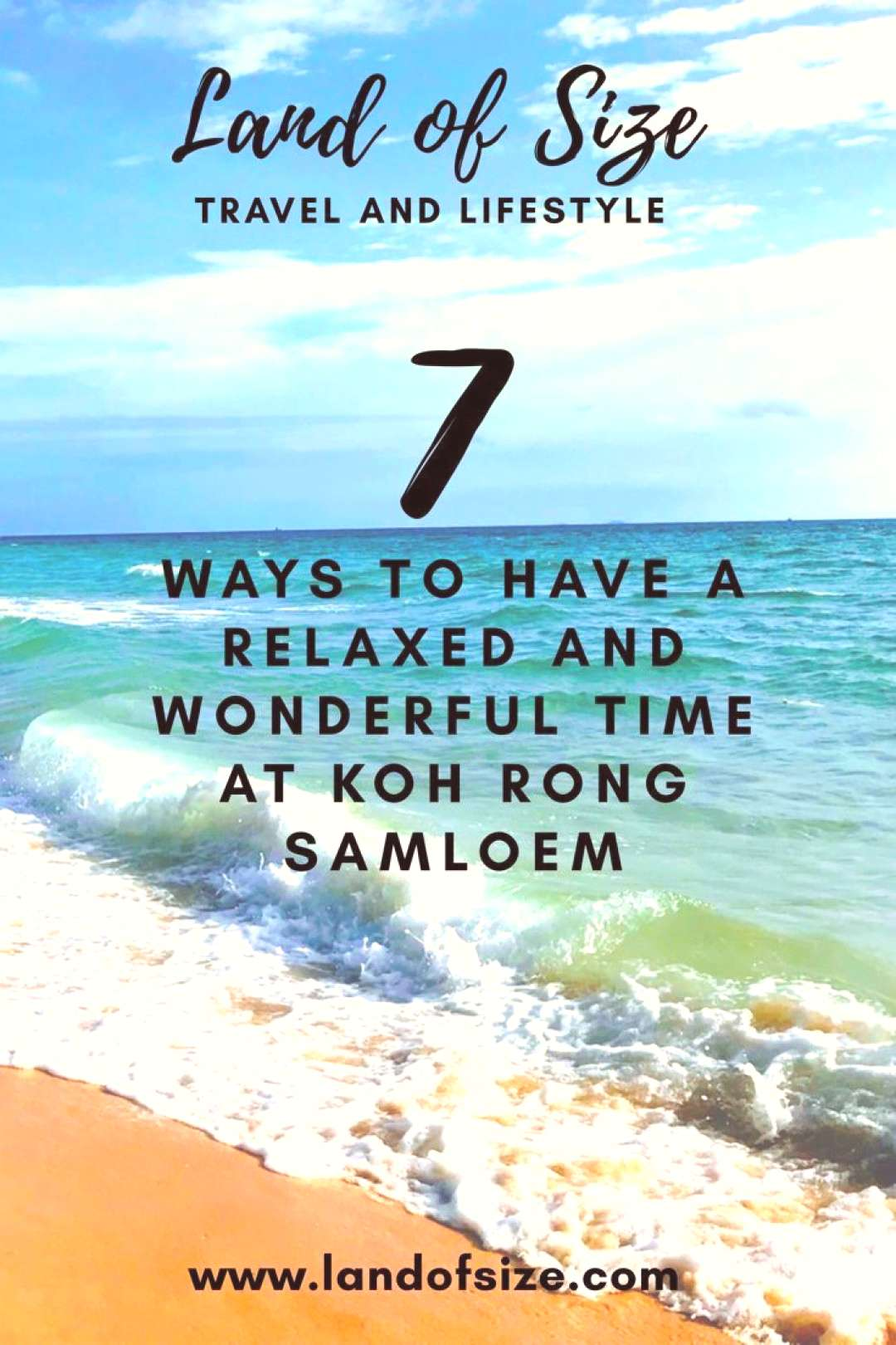 Your Itinerary and Guide to Backpacking Cambodia | Where in the World is Nina? 7 ways to have a rel